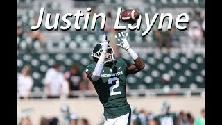 Justin Layne Official Michigan State Highlights - Shutdown CB