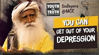 Do People Choose to Be Depressed #UnplugWithSadhguru