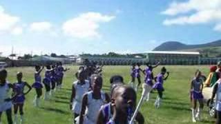 St. Kitts Majorettes Show