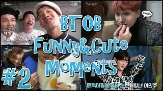 BTOB Funny and Cute moments #2