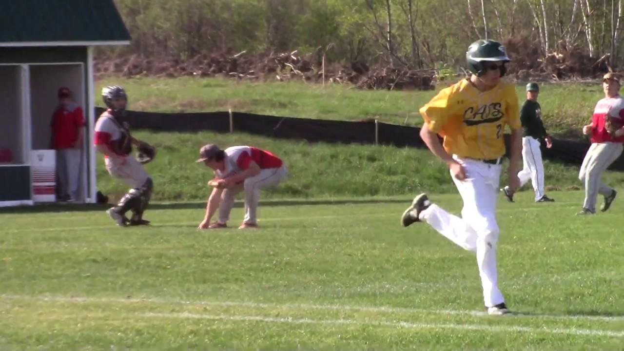 NAC - Beekmantown Baseball  5-16-18