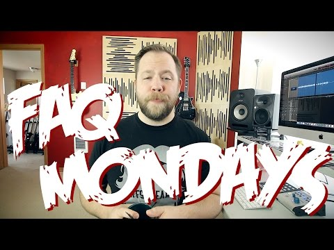FAQ Mondays:Two Notes, Lee Malia & Guitar Tones