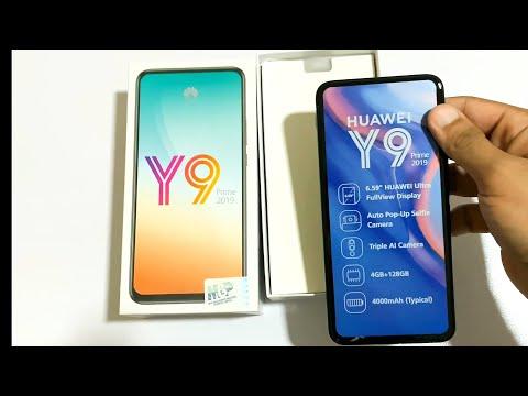 Huawei Y9 Prime 2019 - Unboxing!! (4K)