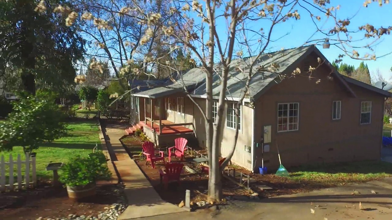 3747 Carson Rd Home For Sale In Camino Ca 95709 Back On