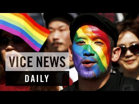 VICE News Daily: Tokyo Residents March for LGBT Rights