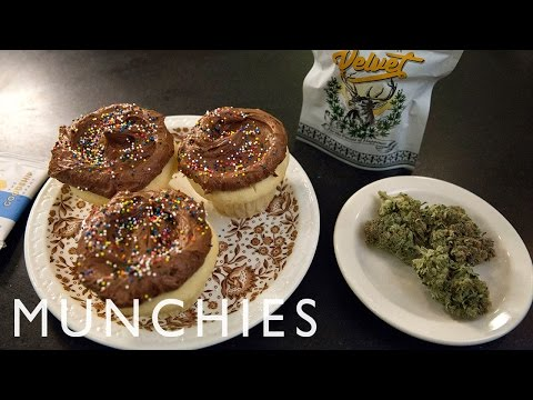 The Dankest Cannabis Cupcakes In Washington: BONG APPÉTIT With Cupcake Royale