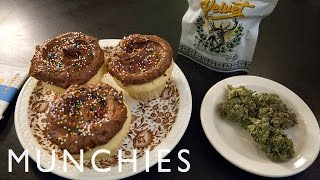 The Dankest Cannabis Cupcakes in Washington: Bong Appetit with Cupcake Royale