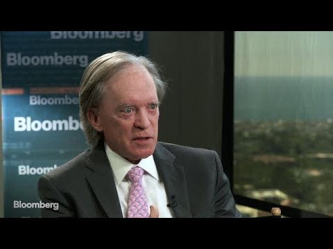 Bill Gross on Deflation, Central Banks, Fiscal Policy