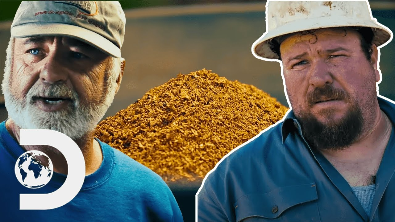 Download $100000 Gold Dig In Just A Single Week  Gold Rush: Dave Turin's Lost Mine