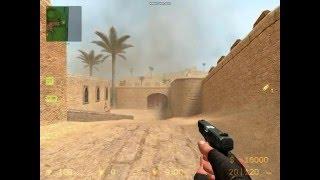 Counter-Strike Source console cheats training