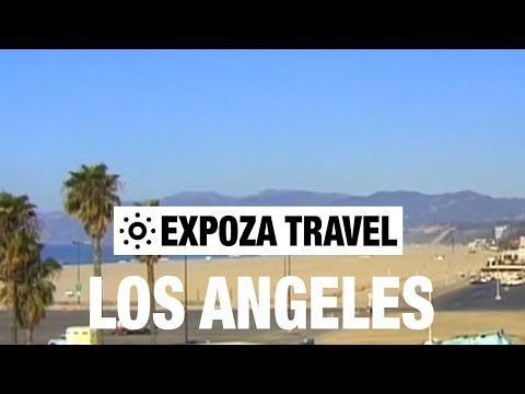 Los Angeles (USA) Vacation Travel Video Guide