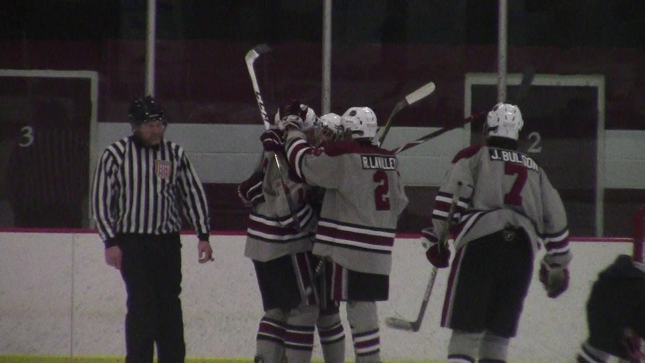 NCCS - Saranac Hockey  2-14-19