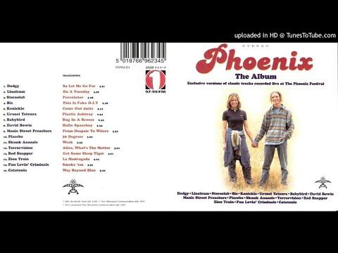 Zion Train - La Madrugada (Live at Phoenix Festival 1996)