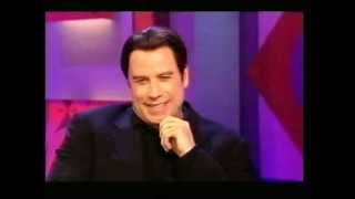 1/2 John Travolta on Jonathan Ross show 2007 Full interview P1/2