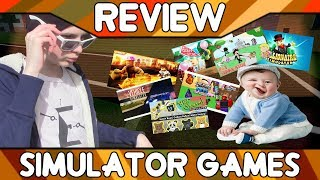 Simulator Games [ROBLOX Game Review]