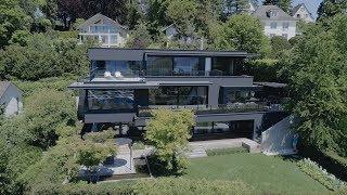 Luftaufnahmen für Meier Architekten Zürich