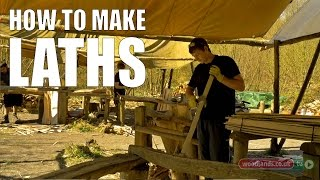 How to Make Laths