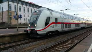 Twindexx IC im Magdeburger Hauptbahnhof