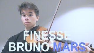 Finesse Bruno Mars feat. Cardi B - ItsAMoney Violin Cover.mp3