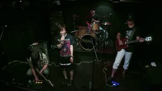 numberRay初ライブ2017 0806 at Fabulous guitars