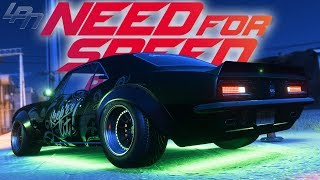 Chevrolet Camaro SS Tuning! -  NEED FOR SPEED PAYBACK | Lets Play NFS