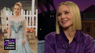 Kristen Bell Had Dressed as Elsa, Not Anna, Before Crosswalk