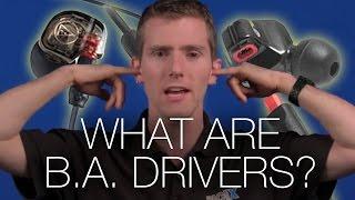 balanced Armature vs. Dynamic Drivers ft. Audio Technica ATH-IM0 series