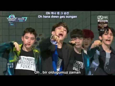 EXO - Lucky One /// Türkçe Altyazılı & Karaoke