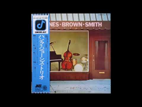 B1   Rockin' In Rhythm /  Hank Jones, Ray Brown, Jimmie Smith