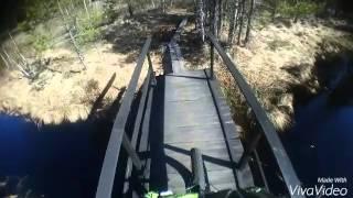 Teijon Kansallispuisto with Fatbike