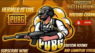 Custom Scrims Day 4 (MATCH 7 & 8) | | Hermes #pubg