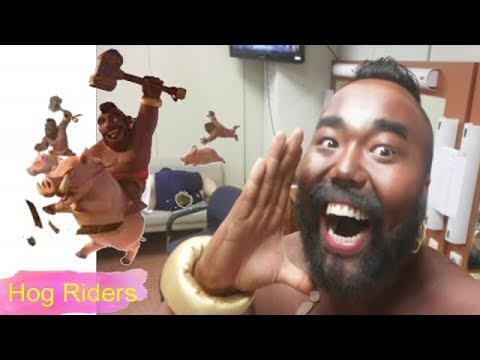 Clash Of Clans Characters In Real Life 2018