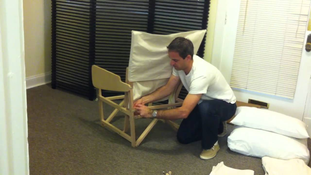 Environment Furniture   Walter Chair Assembly
