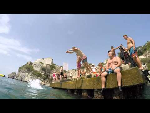 Gibraltar Summer Camp 2015 S&E Region - GoPro