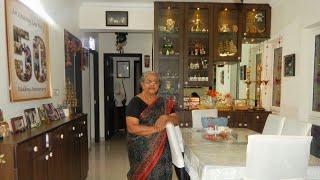 1.5 Crore Flat | Home tour | 3 bhk | interior design | Tummy Time Tamil