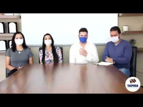 Prefeitura de Tapira confirma mais 19 casos de confirmados de coronavírus na cidade