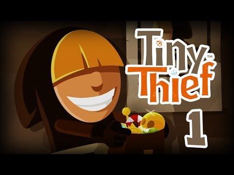 Tiny Thief #1 (Малышка - Воришка) [1080p]