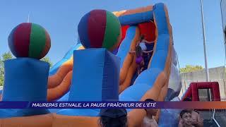 Yvelines | Maurepas Estivale, la pause fraîcheur de l'été