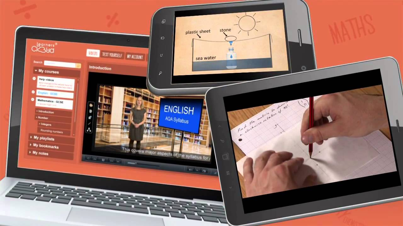 GCSE Revision Videos & Apps (Students)