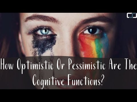S1E14 – How Optimistic Or Pessimistic Are The Cognitive