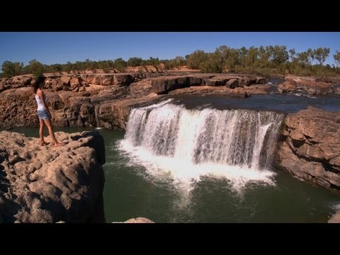 Burketown Holiday Travel Video guide, Queensland Australia