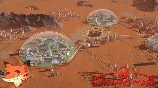 SURVIVING MARS #1 [FR] On démarre une colonie sur mars ! D'abord les robots puis les humains !