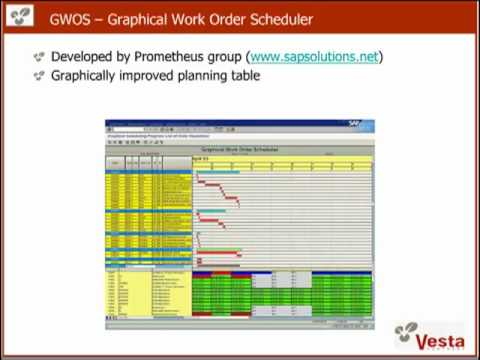 Scheduling Options For SAP Plant Maintenance And Beyond