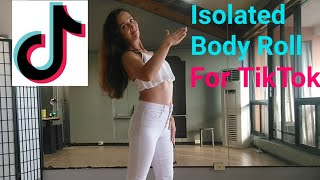 Download lagu How to Do Isolation Body Roll for Tiktok