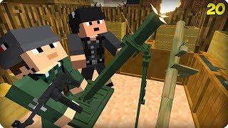 Вторая Мировая Война [ЧАСТЬ 20] Call of duty в Майнкрафт! - (Minecraft - Сериал)