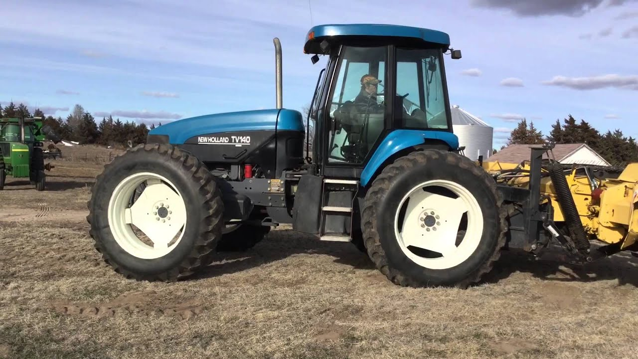 New Holland Tractor People : New holland bidirectional cw youtube