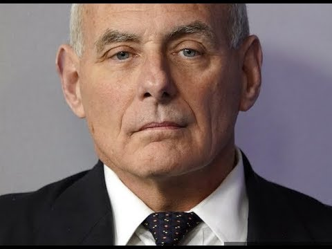 White House Gen John Kelly Not Involved with Alabama Senate Write In Lee Busby Campaign