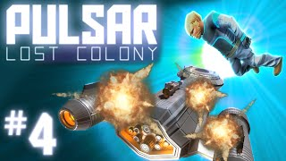 Pulsar Lost Colony #4 ABANDON SHIP