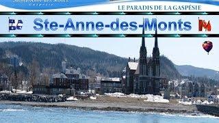 Repeat youtube video STE-ANNE-DES-MONTS  GASPÉSIE.wmv