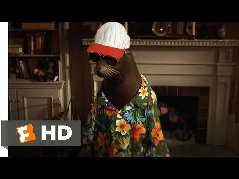 Andre (4/9) Movie CLIP - Andre's a Celebrity (1994) HD